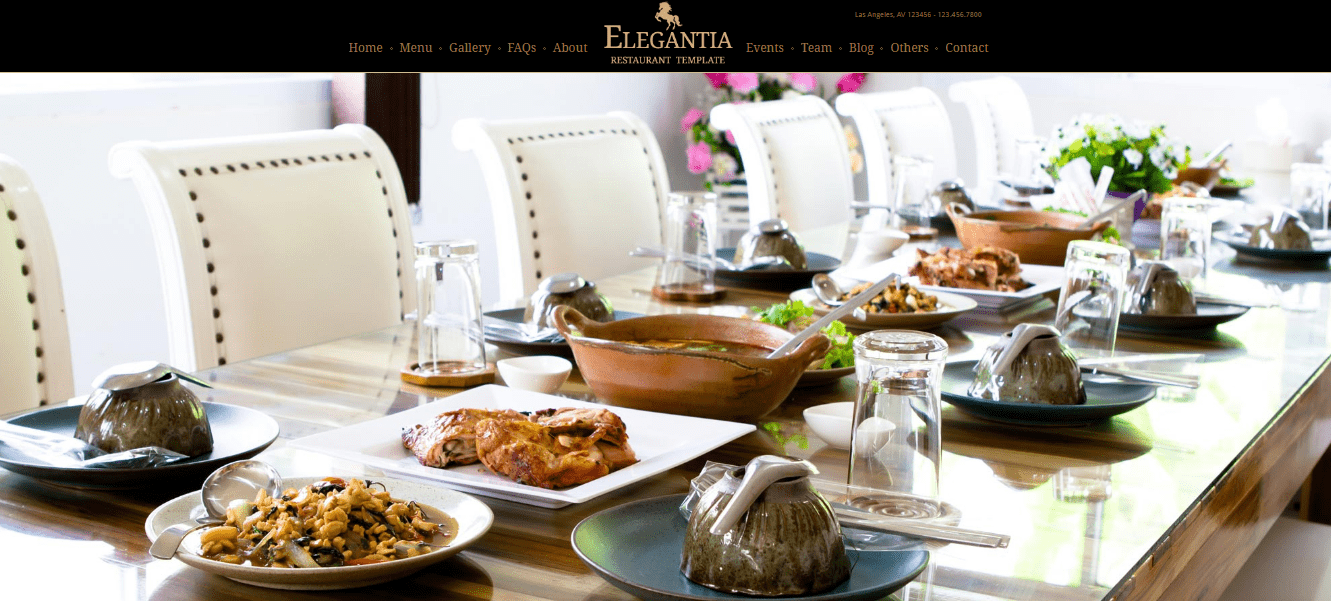 Best Restaurant WordPress Themes